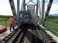 BAM Road Brücke über den Chara