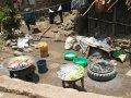 Waschtag in Äthiopien