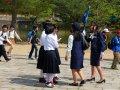 Schüler in Nara