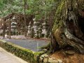 Okunoin Friedhof in Koyasan
