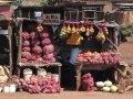 Zwiebelmarkt in Kenia