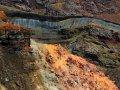 Nakadake Krater am Mount Aso (Japan)