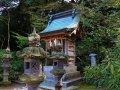 Tempel in Dazaifu (Japan)