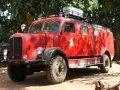Feuerwehr Reisefahrzeug