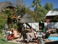 Chameleon Backpackers in Windhoek