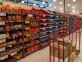 Brotauswahl im Supermarkt (Neuseeland)