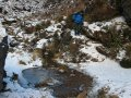 Tongariro Crossing im Winter (Neuseeland)