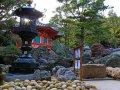 Tempel am Cape Ashizuri (Japan)