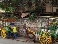 Pferdekutschen in Manila