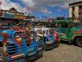 Bussbahnhof in Baguio
