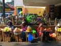 Strassenverkauf in Baguio