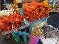 frittierte Hühnerküken in Baguio