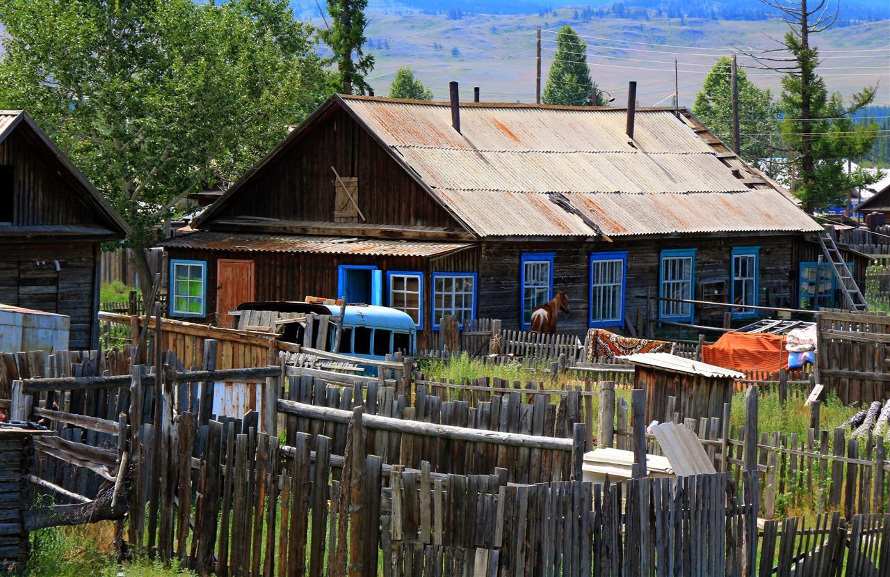 Bemerkenswert Russisches Holzhaus Galerie Von Altes