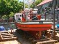 Schiffe im Trockendock in Kapstadt