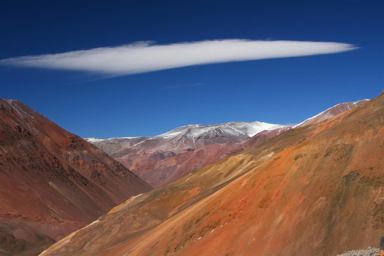 Paso Agua Negra (Argentinien)