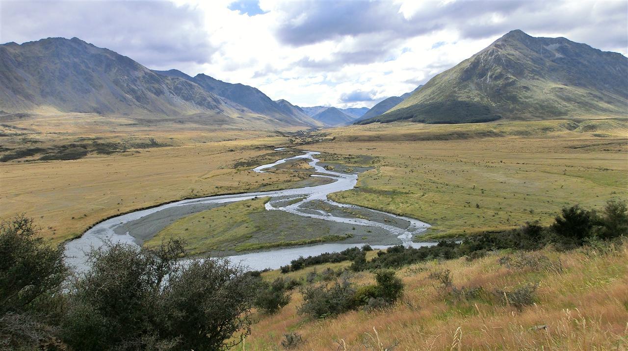 Bei den Mavora Lakes (Neuseeland)