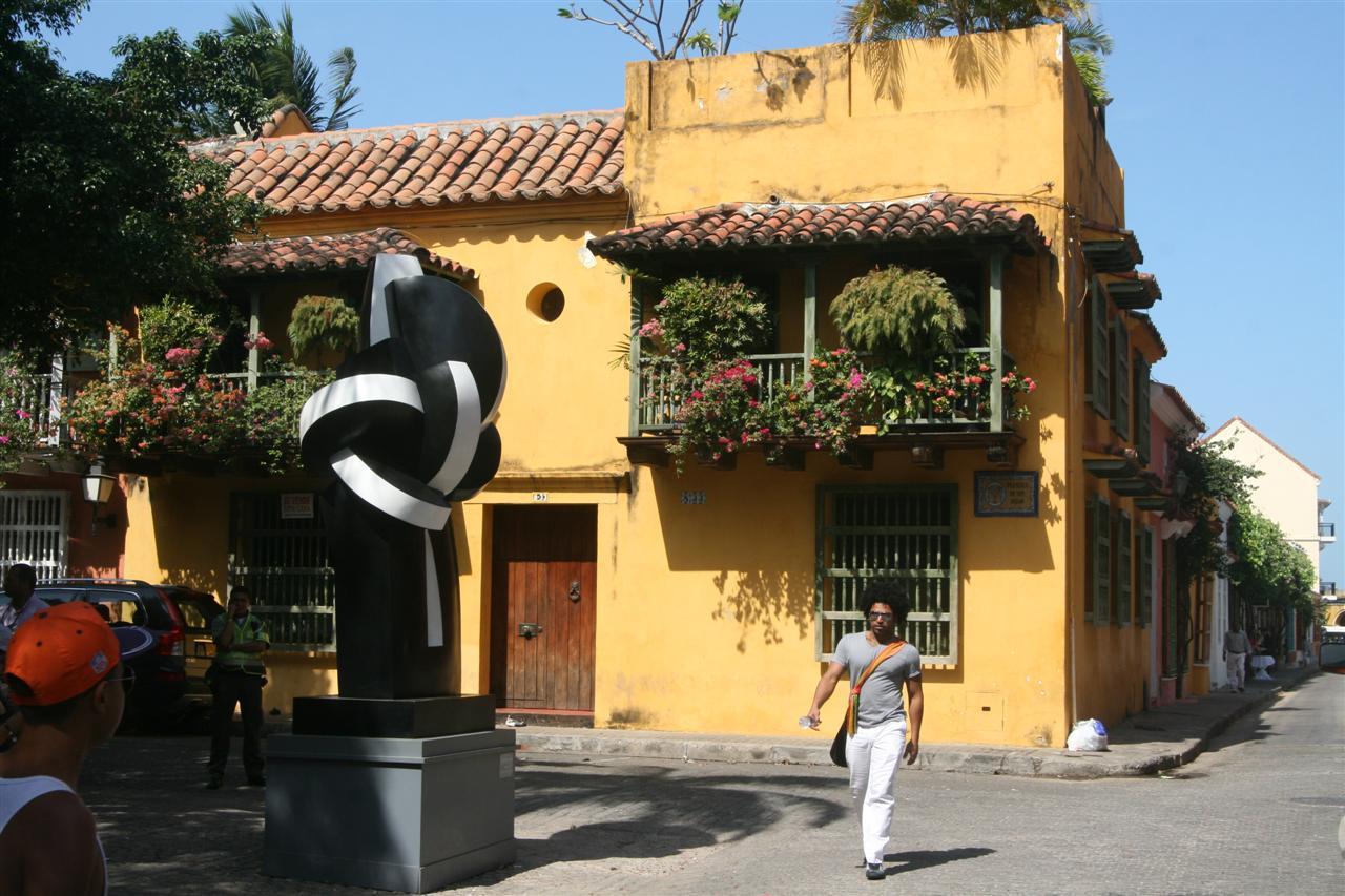 in Cartagena