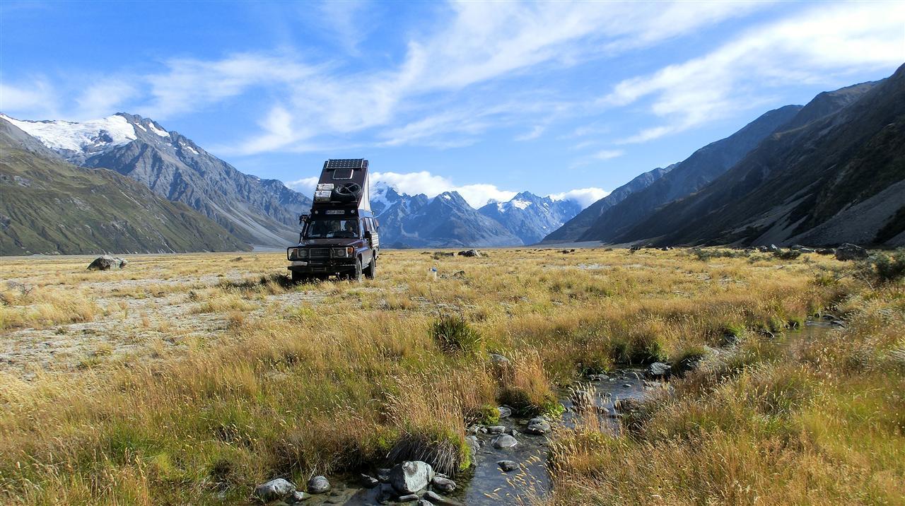 Godley Valley (Neuseeland)