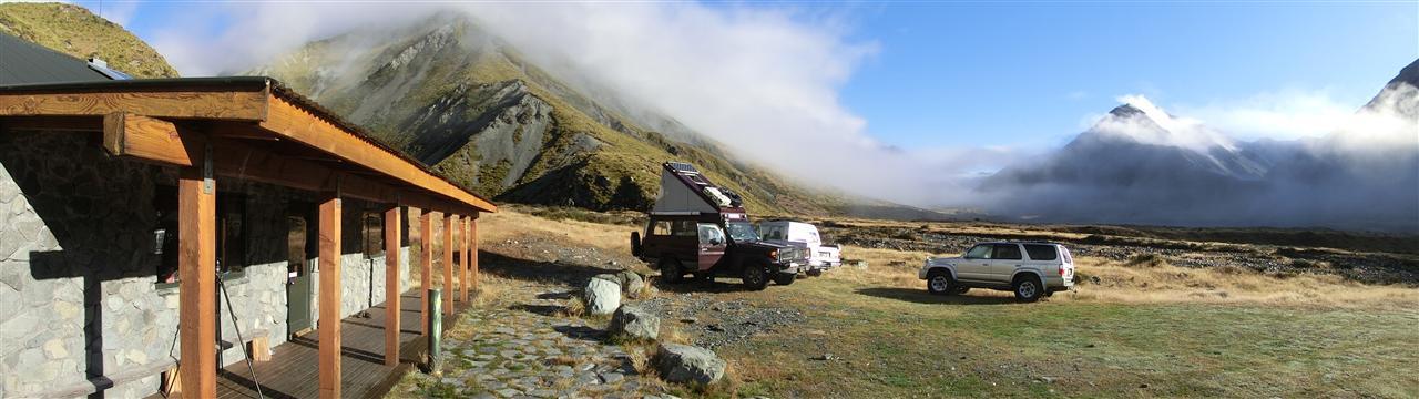 Macaulay Valley Hütte (Neuseeland)