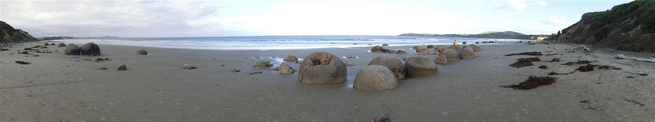 Moeraki Boulders (Neuseeland)