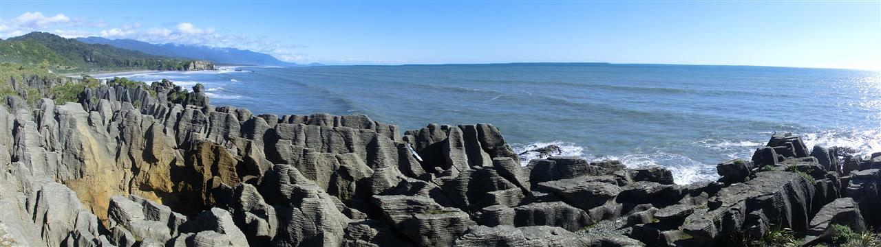 Pancake Rocks (Neuseeland)