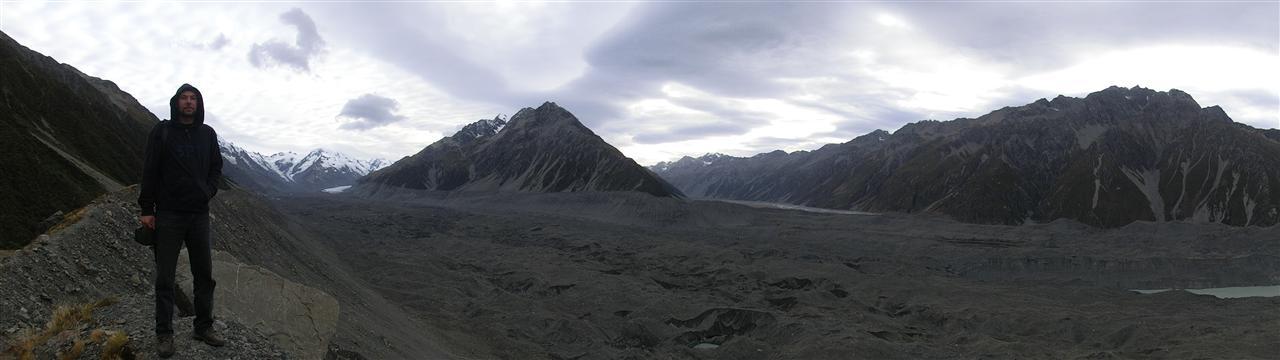 Tasman Gletscher (Neuseeland)