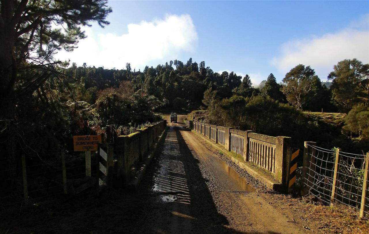 Bridge to Somewhere (Neuseeland)