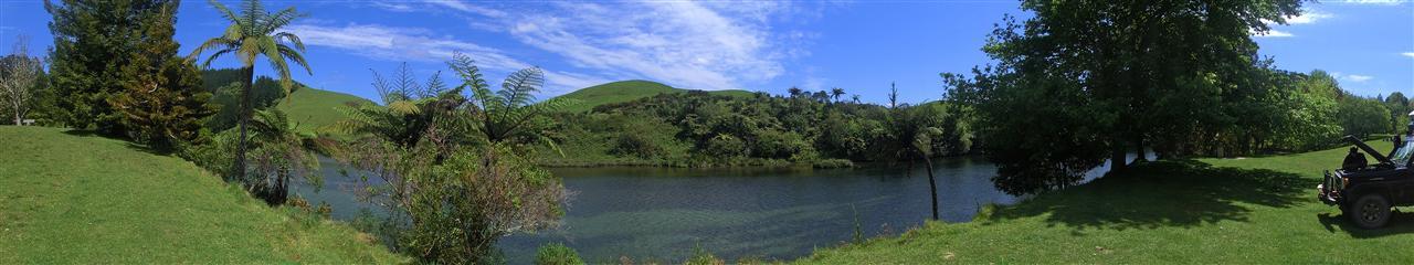 McLaren Falls Park Campsite (Neuseeland)