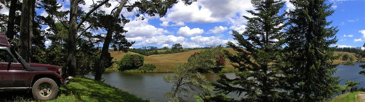 McLaren Falls Park (Neuseeland)