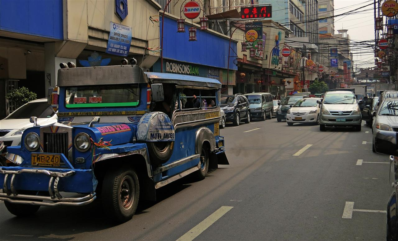 Jeepney (Philippinen)