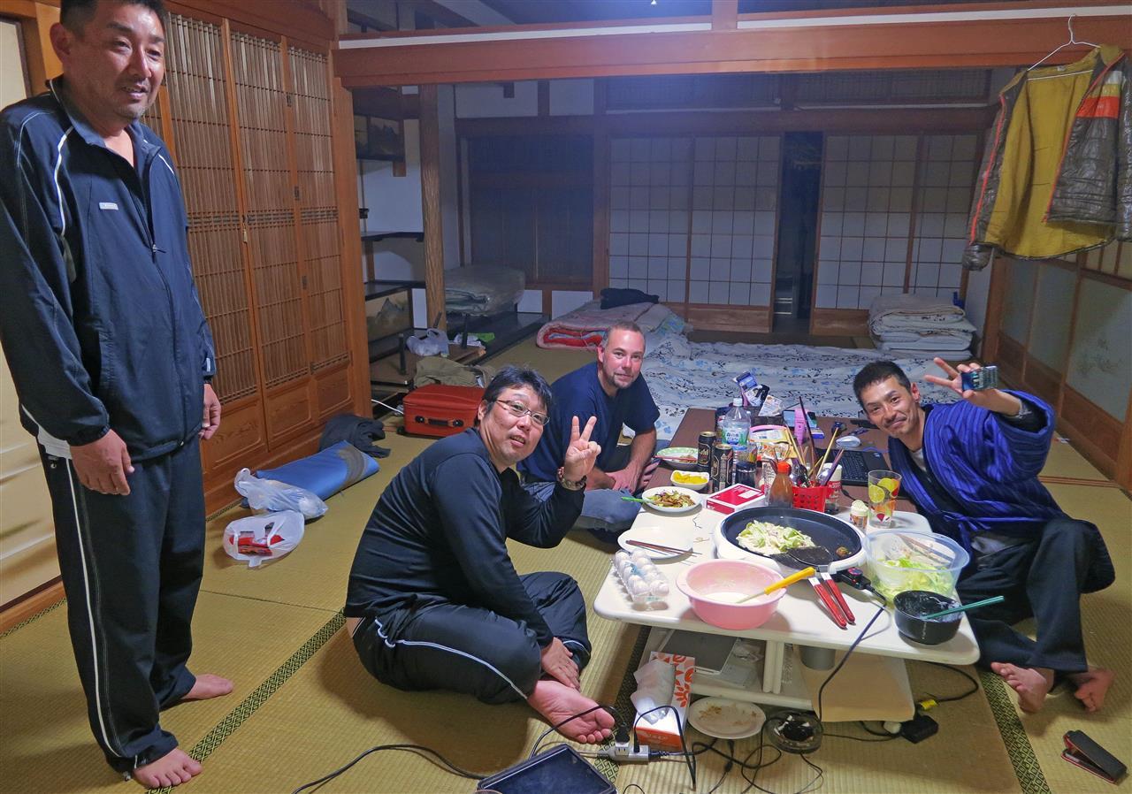 Nozumo und Take in Moruto