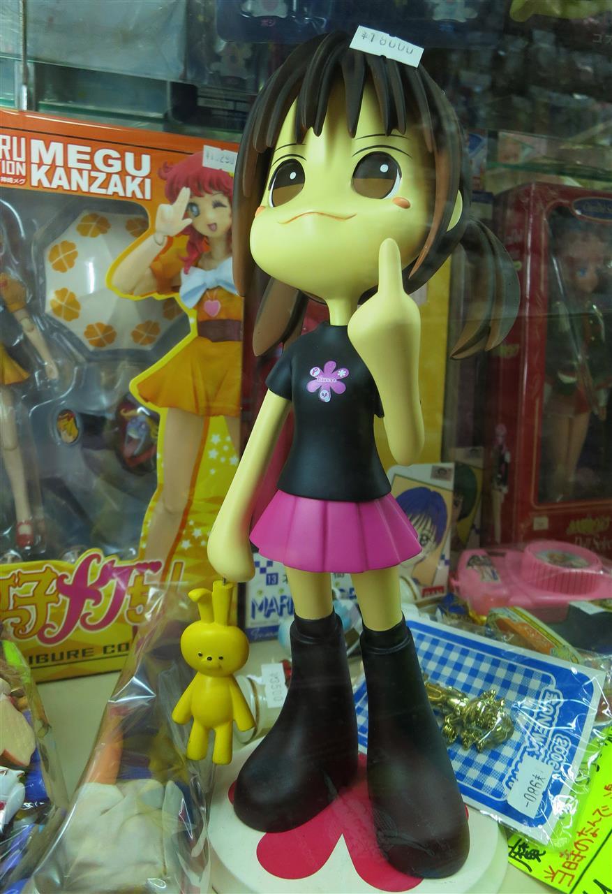 Manga Figur in Japan