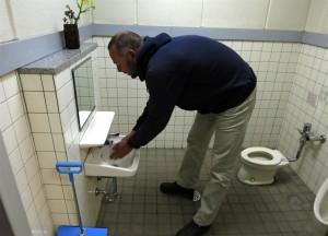 Kindertoilette in Japan