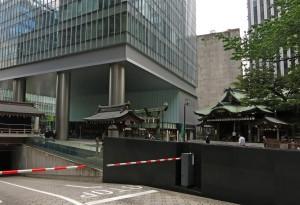 Schrein in Tokio (Japan)