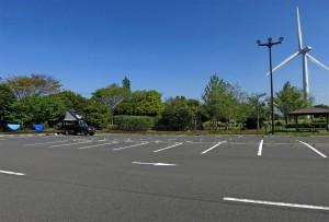unser Stellplatz in Tokio (Japan)