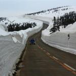 Hokkaido – keine Kürbisse dafür viel Schnee