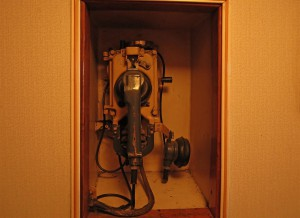 altes Telefon (Russland)