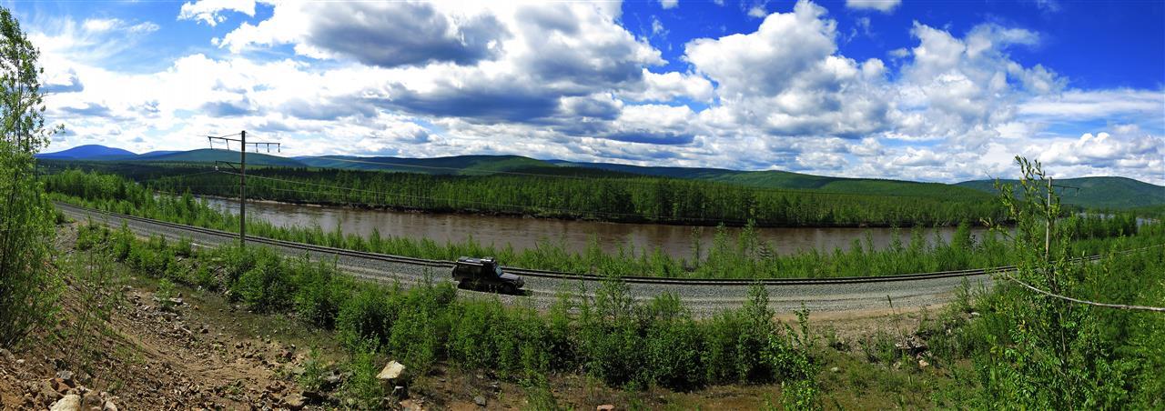 Baikal Amur Magistrale (Russland)