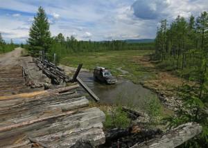 besser durch den Fluss (Russland)