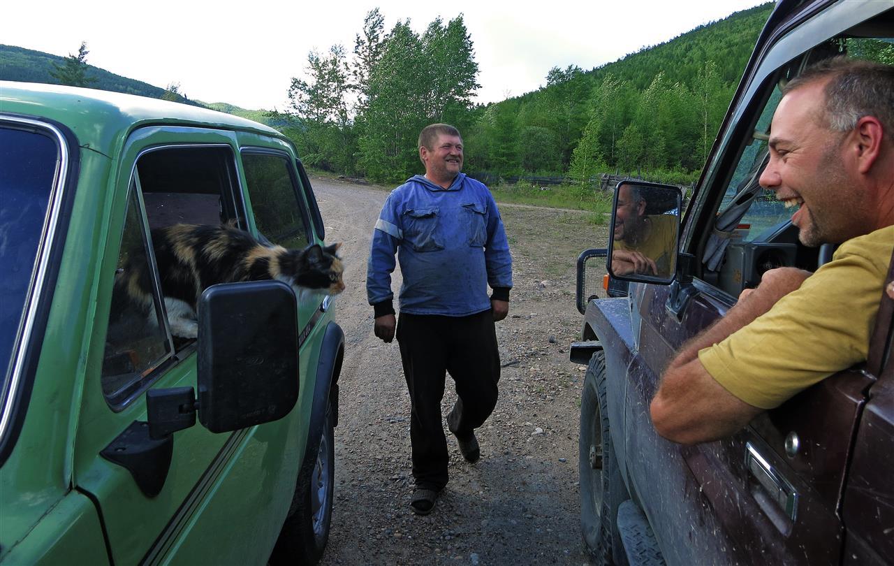 Schmusekatze (Russland)