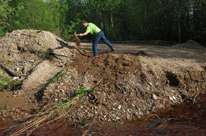 Wege bauen (Russland)