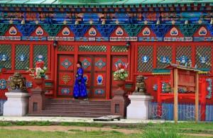 Buddhistisches Kloster (Russland)