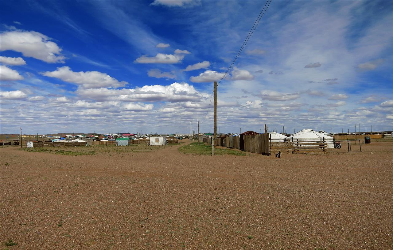 in Tsogt (Mongolei)