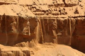 Sandwasserfall (Mongolei)