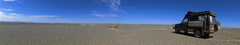 weit und breit nix (Mongolei)