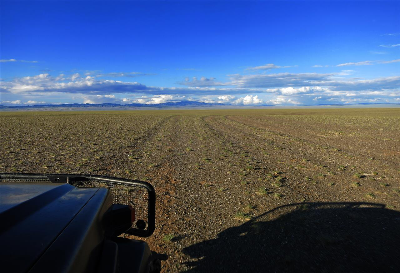 weites Land (Mongolei)