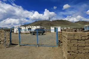Kasachen in der Mongolei (Mongolei)