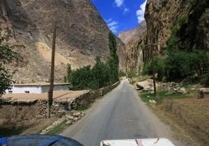 unterwegs in Tadschikistan (Tadschikistan)