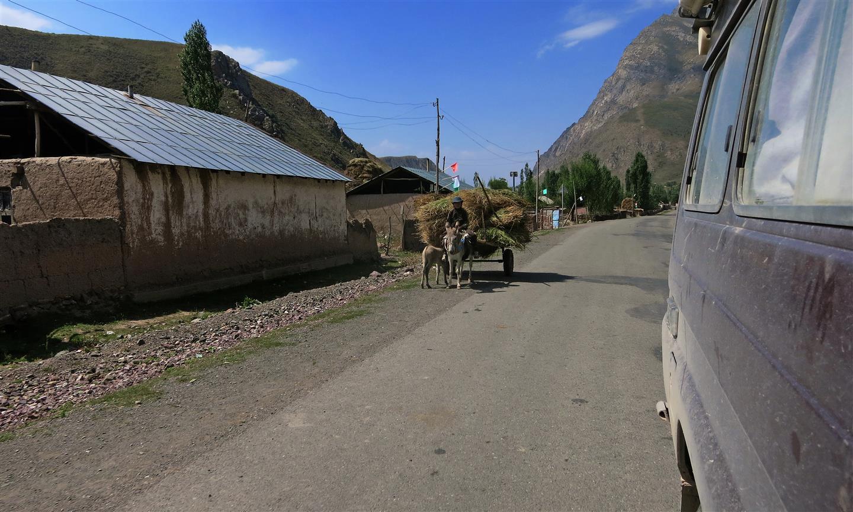 Eselwagen (Tadschikistan)
