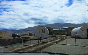 tadschikischer Grenzposten (Tadschikistan)